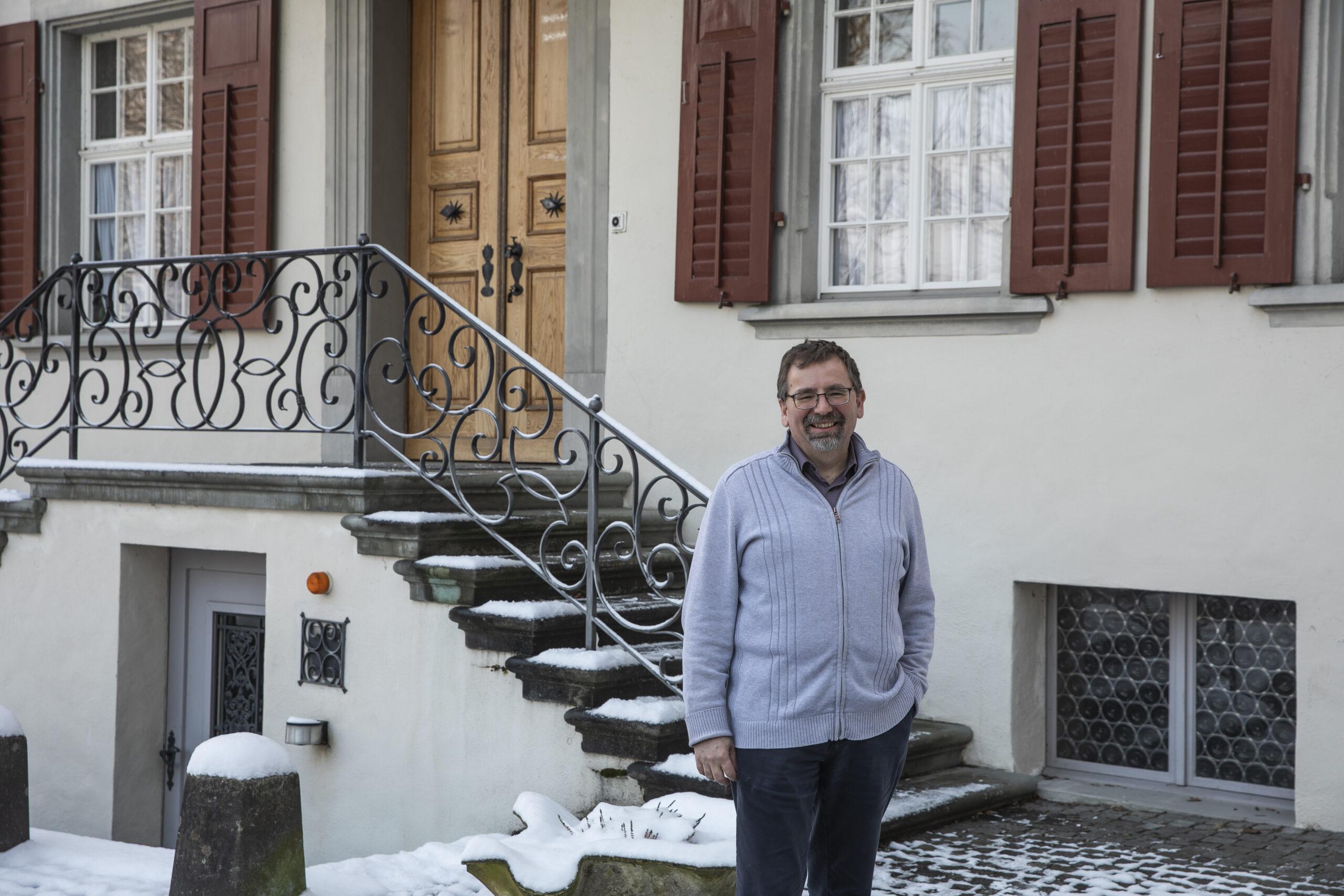 Pater Stephan Dähler