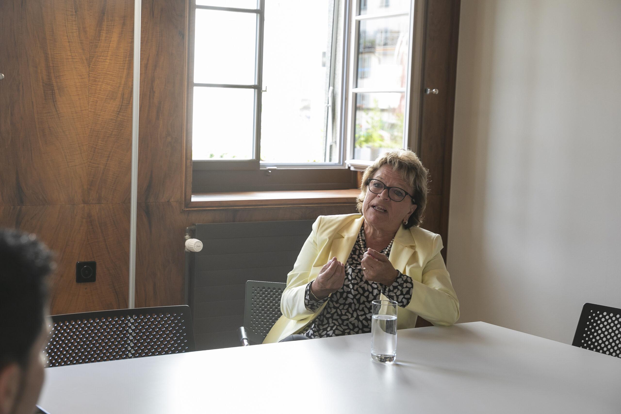Margrit Stadler-Egli